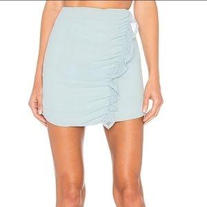 Lovers + Friends Lisa Mini Skirt